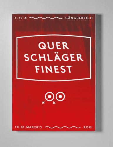 Querschläger Poster Artwork II