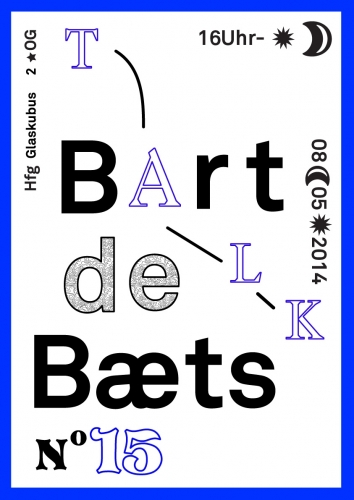 Bart de Baets Talk