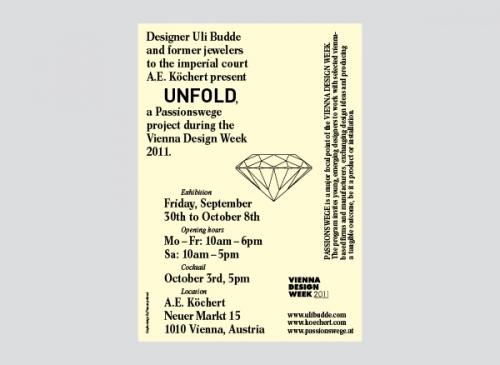 Unfold by Uli Budde