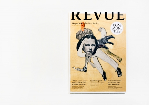 REVUE - MAGAZINE FOR THE NEXT SOCIETY
