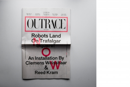 Outrace Newspaper