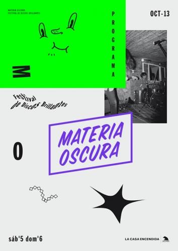 MATERIA OSCURA FESTIVAL