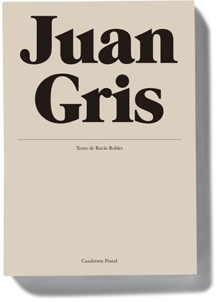 Juan Gris — Cuadernos postal