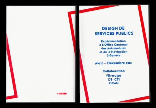 Design de services publics