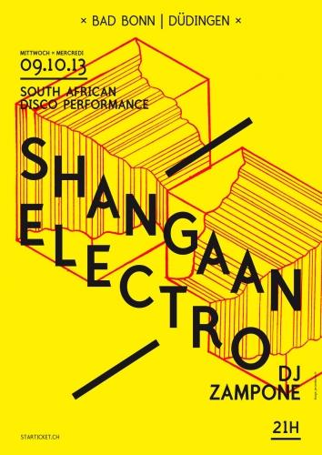 Shangaan Electro