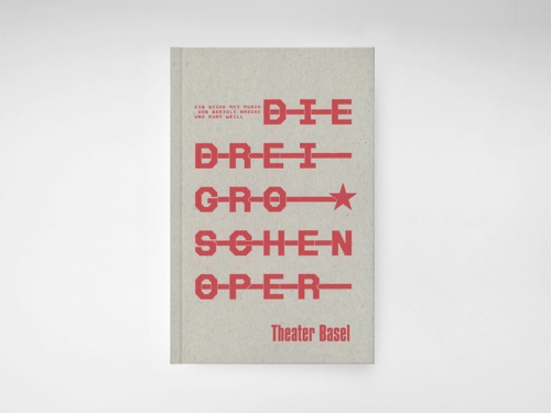 Theater Basel  Programmhefte