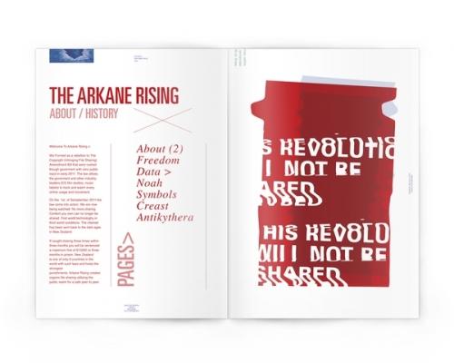 Arkane Rising