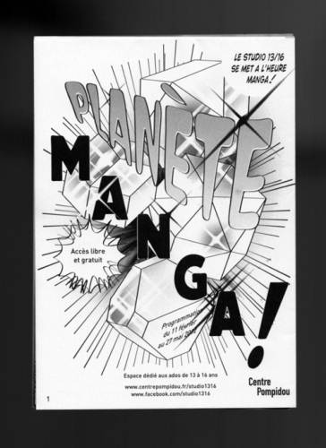 Planète Manga !