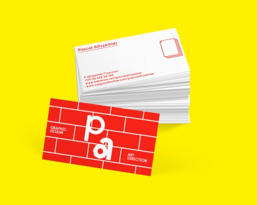Personal Business Cards Trend List