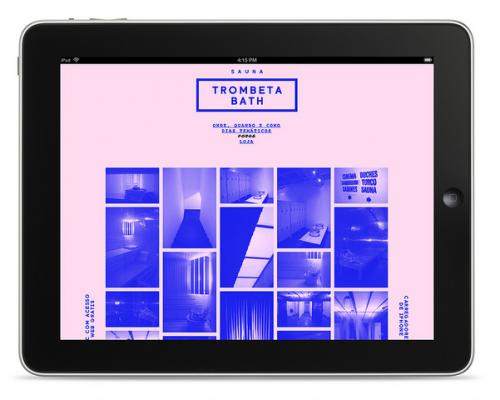 Trombeta Bath Website