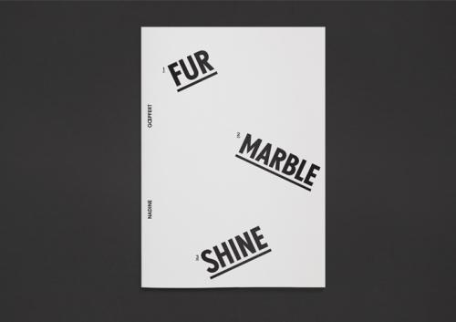 Fur Marble Shine