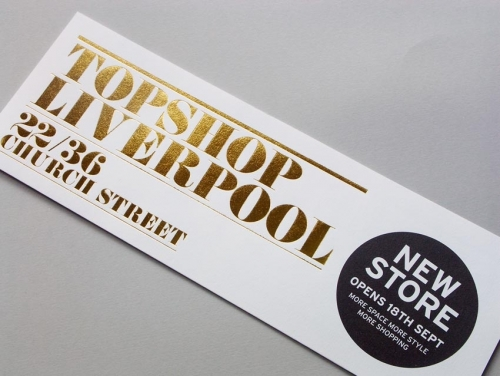 Liverpool Store Opening