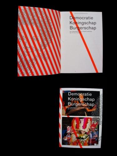 Democtratie Koningschap Burgerschap