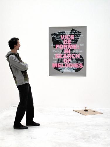 Saâdane Afif : Vice de forme