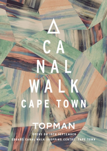 TOPMAN CANAL WALKS LAUNCH