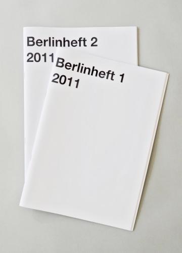 Berlin Heft 1+2