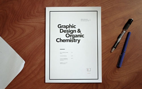 A Designer's Approach to Organic Chemistry