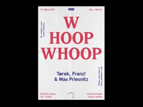 W HOOP WHOOP