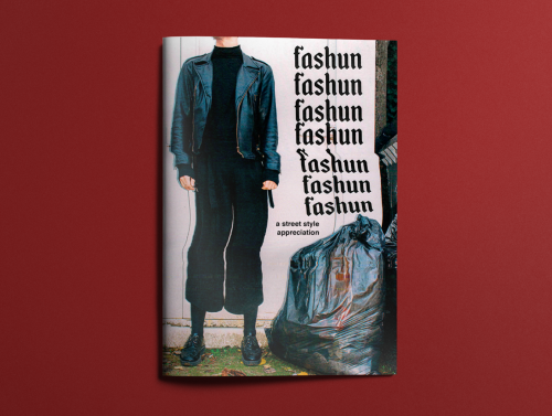 FASHUN© - a street style appreciation