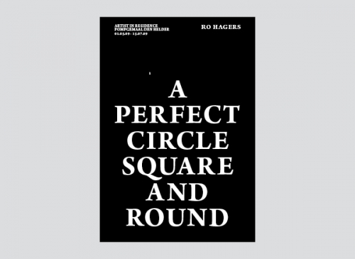 Ro Hagers - A Perfect Circle Square and Round