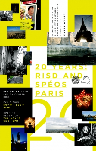 RISD / Spéos Paris