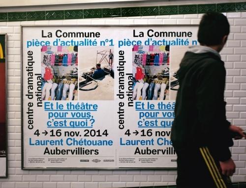 La Commune, Pièce d'actualité n°1
