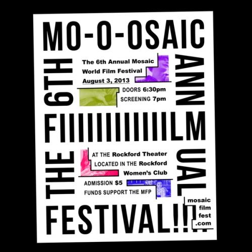 Mosaic Film Festival 2013