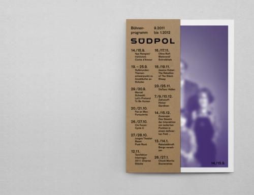 Südpol Bühnenprogramm '11