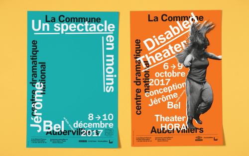 La Commune, affiches 17-18