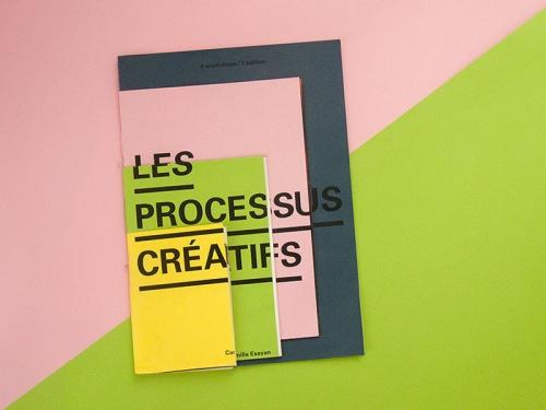 Les processus créatifs
