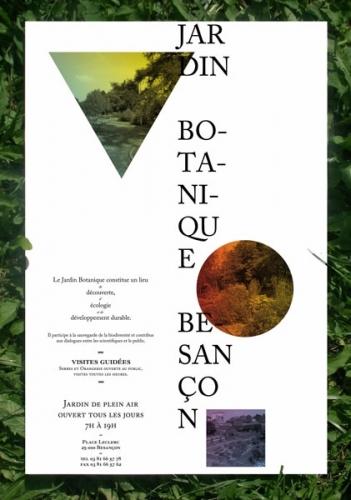 Jardin Botanique de Besançon