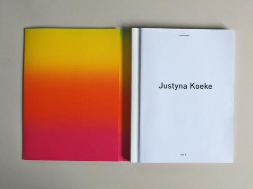 Justyna Koeke - Portfolio 2012