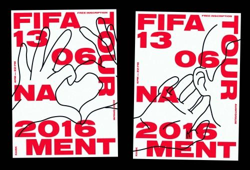 Poster FIFA Tournament