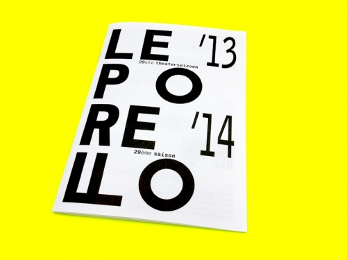 Ensemble Leporello Booklet