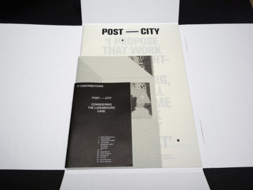 POST—CITY