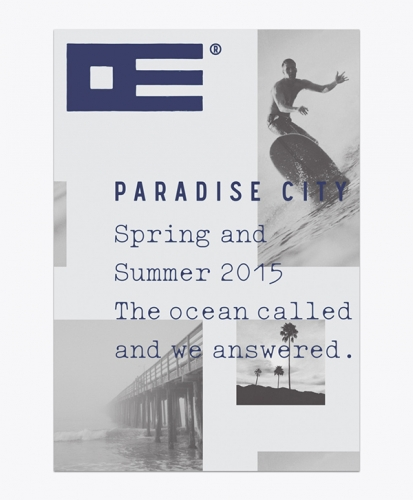 Paradise City - Menswear