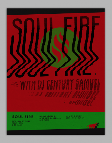 Soulfire 2 Poster