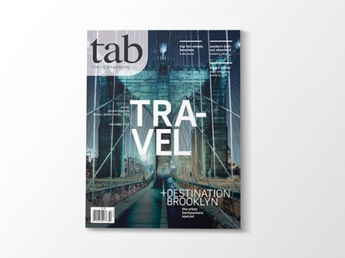 TRAVEL Magazine by Tab