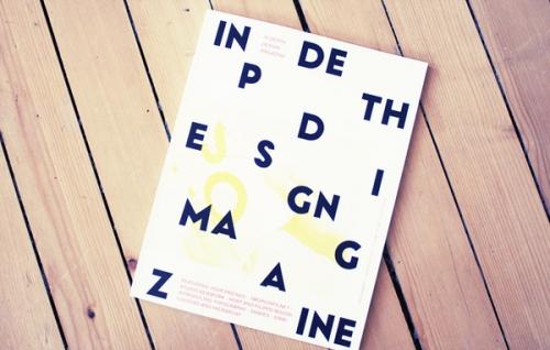 In Depth Design Magazine