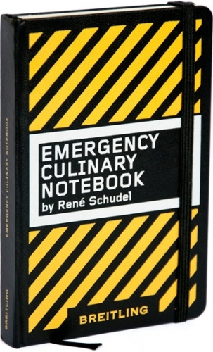 emergency culinary notebook