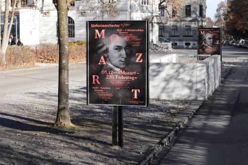Sinfonieorchester St. Gallen Poster Series