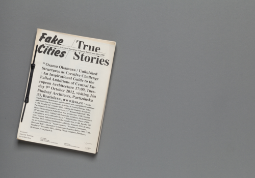 Fake Cities / True Stories