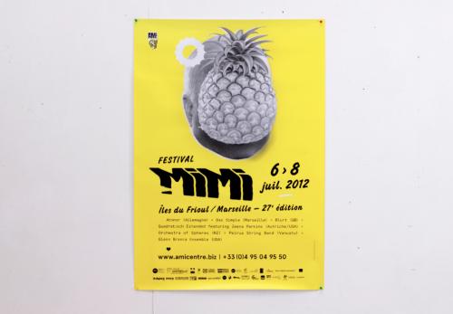festival MIMI  — édition 2012
