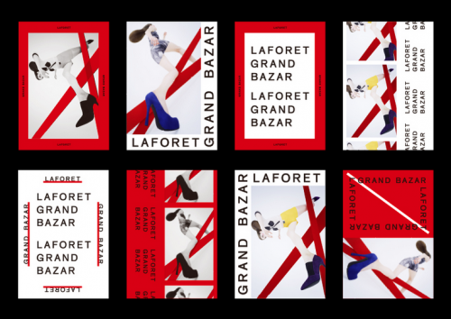LAFORET GRAND BAZAR 2015 WINTER