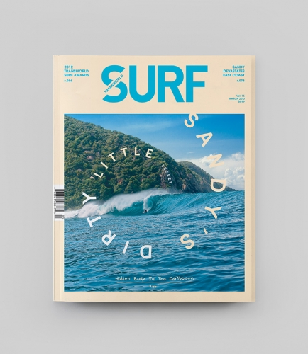 Transworld Surf re-design