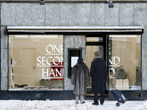 One Second Hand - Shop
