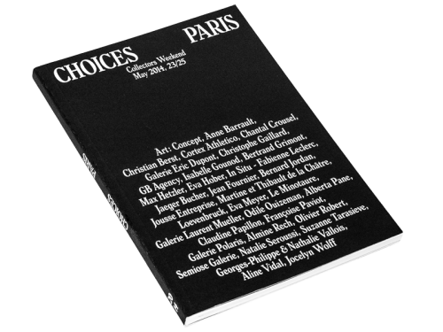 CHOICES Paris
