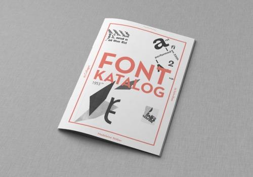 Font Katalog