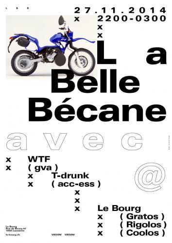 La Belle Bécane