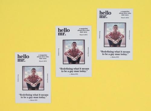 Hello Mr. Promo